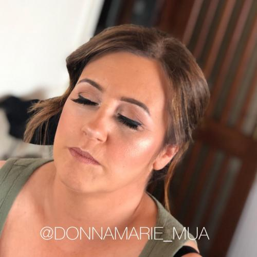 Bridesmaid - Bridal Party - Wedding Makeup Artist - Annacarty, Co. Tipperary