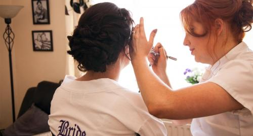 Wedding Makeup Artist Thurles, Airbrush Wedding Makeup, Wedding Spray Tan